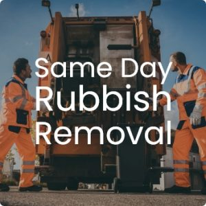 same day rubbish removal