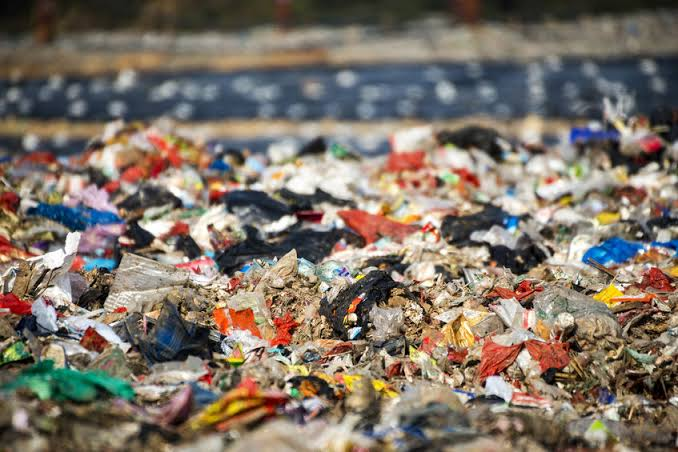 Landfill Method For Disposal Of Solid Waste