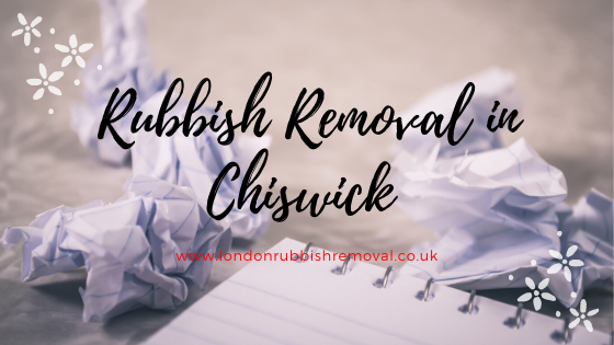 rubbish removal in chiswick